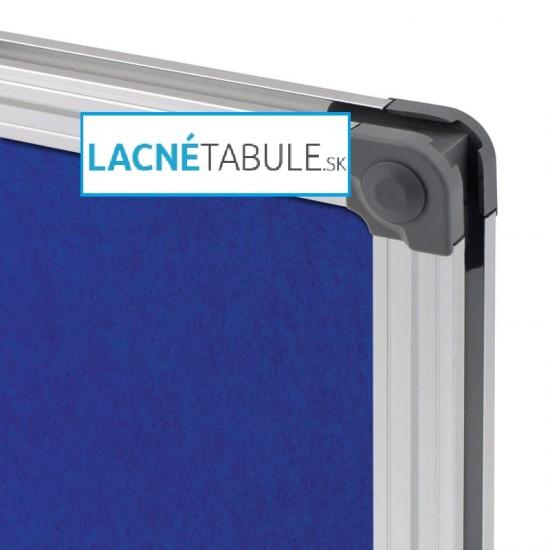 Filcová tabuľa v hliníkovom ráme CLASSIC (180x120 cm)