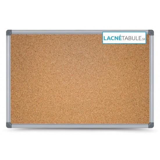 Korková tabuľa v hliníkovom ráme CLASSIC (300x100 cm)