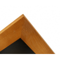 brezový rám