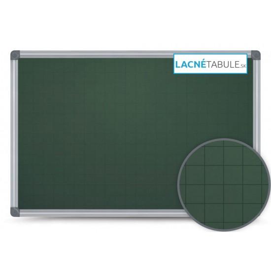 Magnetická školská tabuľa na písanie kriedou SCHOOL (180x100 cm) MZMT1810AL