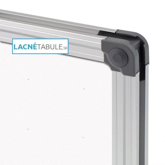 Magnetická tabuľa v hliníkovom ráme s potlačou - bodky 5x5 cm (120x90 cm)