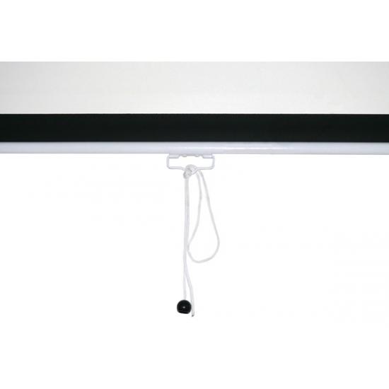 Premietacie plátno BUENO screen formát 4:3, 16:9 (180x135 cm)
